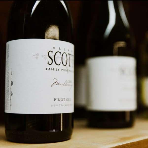 Allan Scott Marlborough New Zealand Pinot Gris