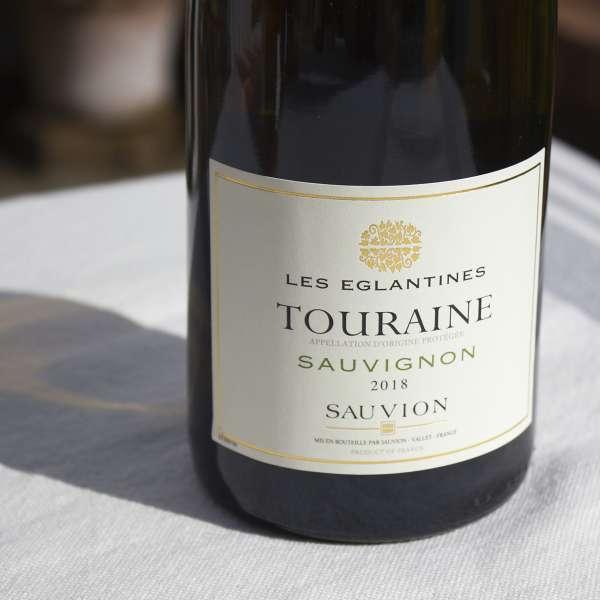 Domaine Sauvion Touraine Sauvignon Les Eglantines
