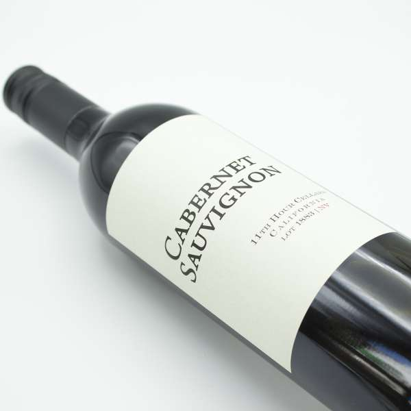 Eagle Rock 11th Hour Cabernet Sauvignon wine