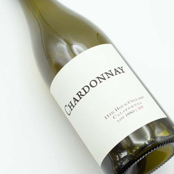 11th Hour Chardonnay Eagle Rock wines
