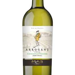 Arrogant Frog white wine Chardonnay Viognier