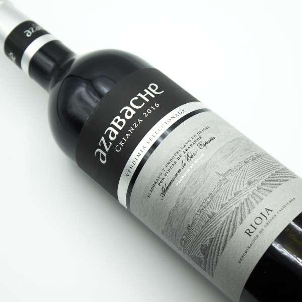 Azabache Rioja Crianza red wine