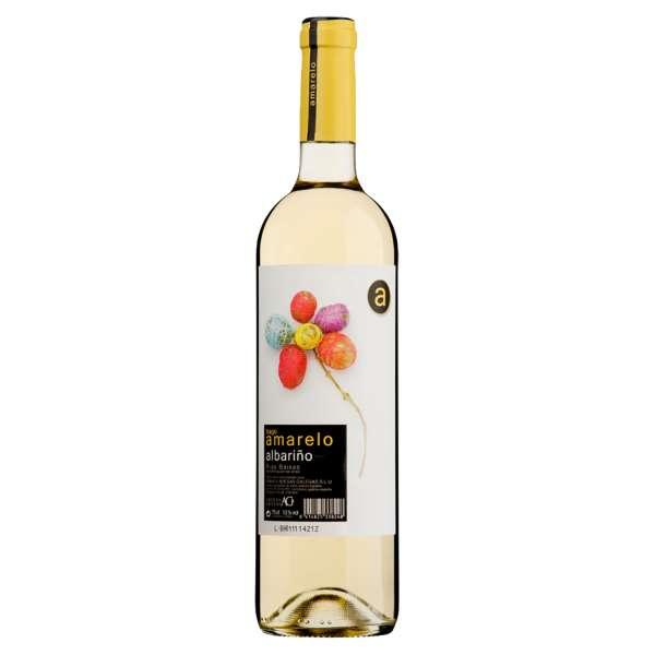 Bago Albarino Amarelo Spanish white wine