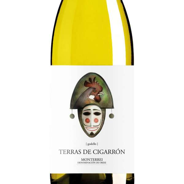 Godello Spanish white wine Chardonnay