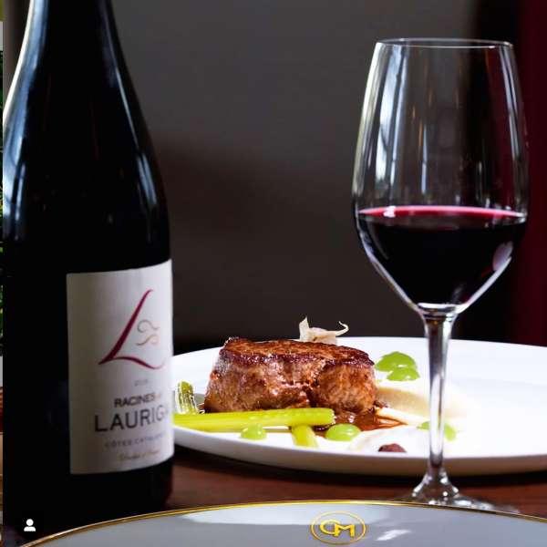 Lauriga Racines Vieille Vignes Carignan