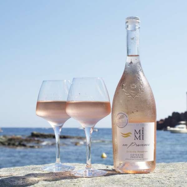 Mimi Cotes de Provence rose wine
