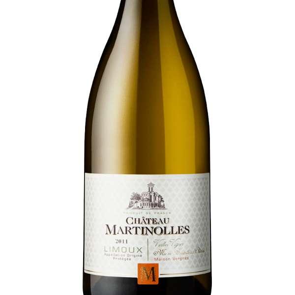 CHateau Martinolles Limoux Blanc Chardonnay