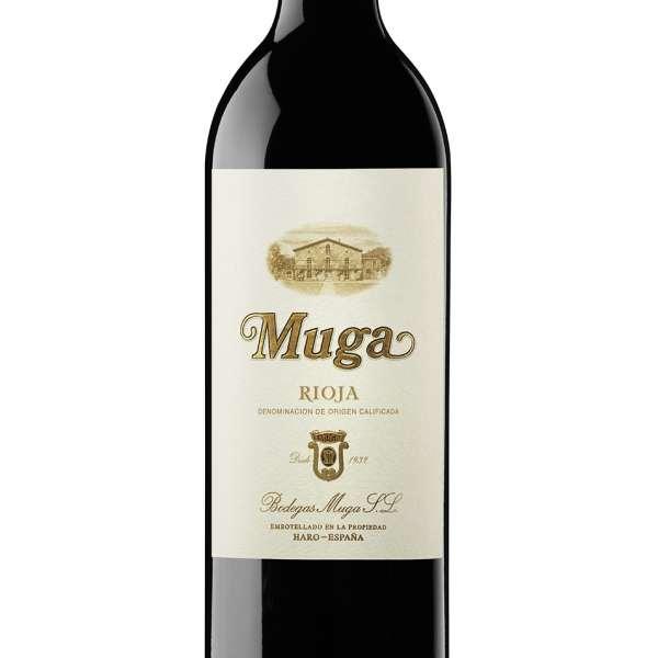 Muga Rioja Reserva bottle