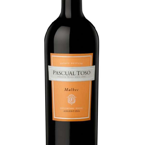 Pascual Toso Mendoza Malbec bottle photo