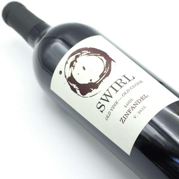 Swirl Old Vine Lodi Zinfandel Californian red wine