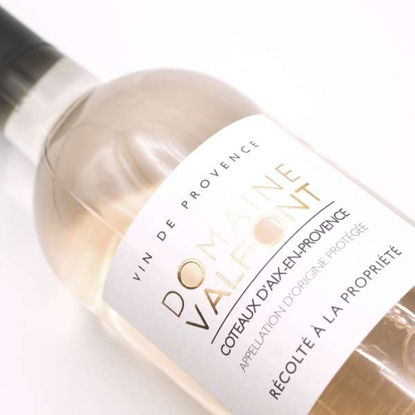 Domaine Valfont Provence Rose