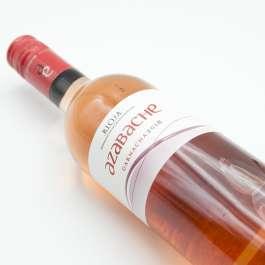 Azabache Rioja rosado rose
