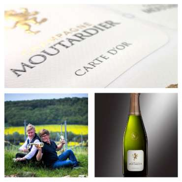 CHAMPAGNE MOUTARDIER