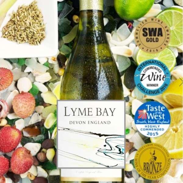 Lyme Bay English wine Devon