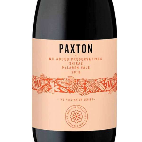 Paxton Organic NOW Pollinator wine