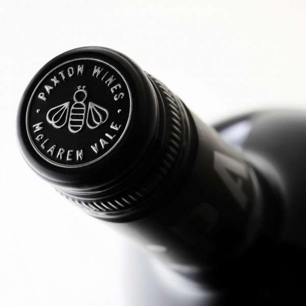 paxton wines bottle top