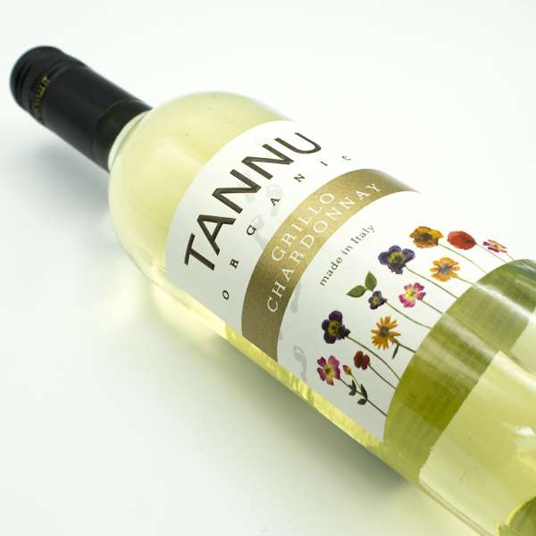 Grillo Chardonnay Tannu Sicily