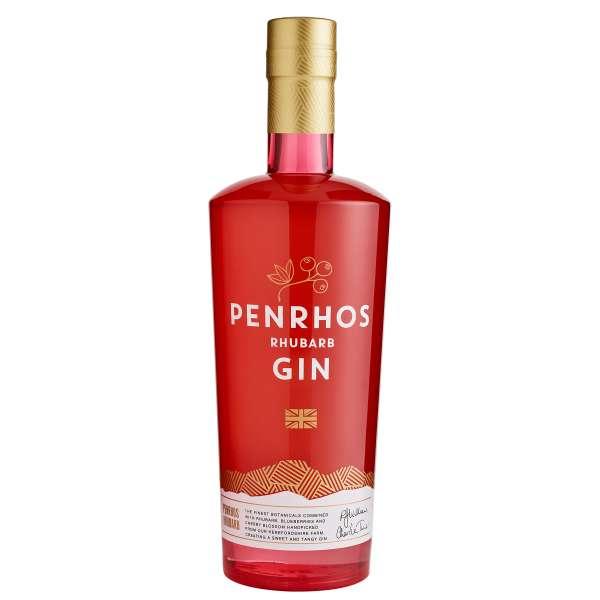 Penrhos Handcrafted Rhubarb Gin