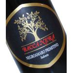 Bacca Nera label