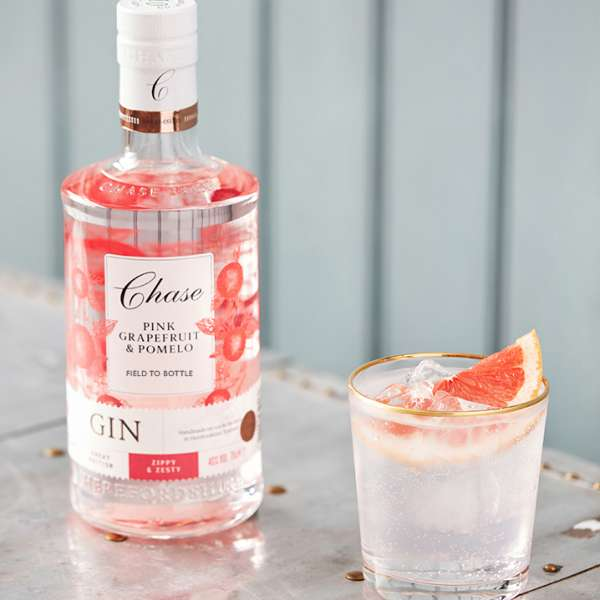 Chase Pink Grapefruit and pomelo