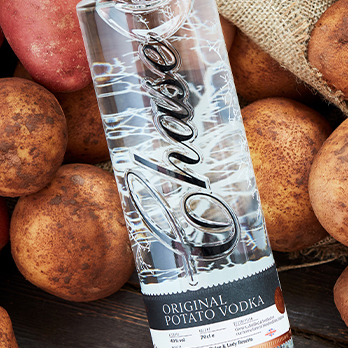 Chase English potato vodka
