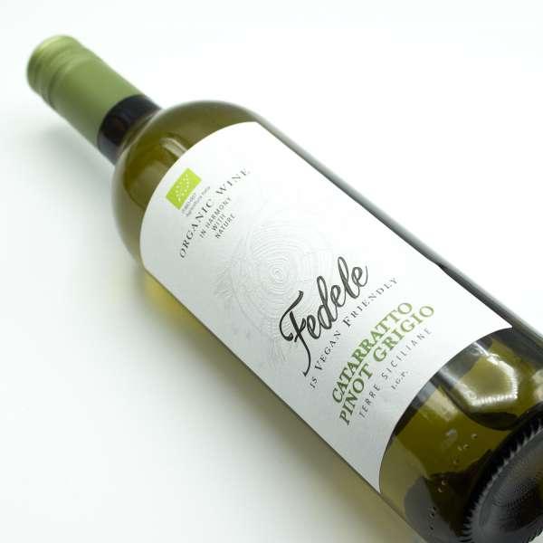 Fedele organic Pinot Grigio