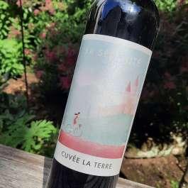 La Serenite rouge red wine