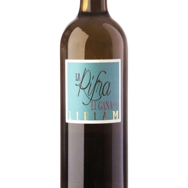 Lugana La Rifra Italian white wine