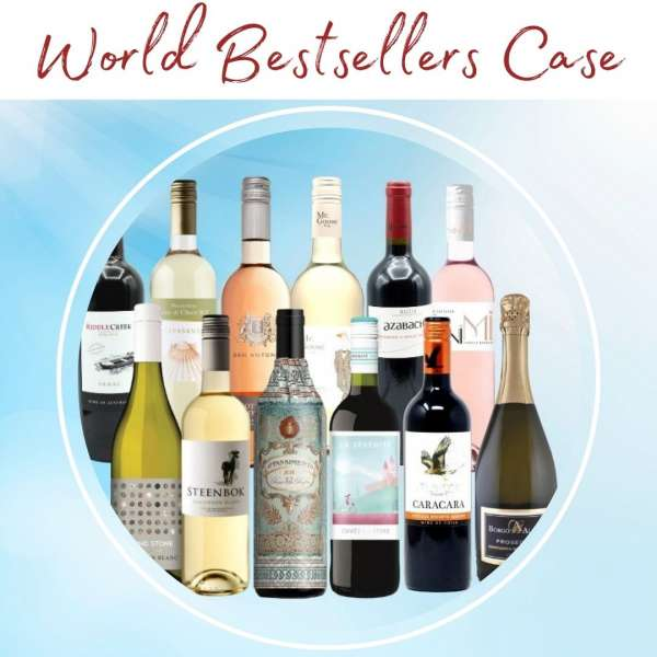 World bestsellers mixed case