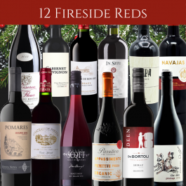 12 fireside reds mixed case