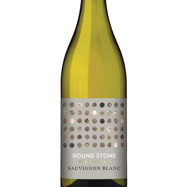 Round Stone Marlborough Sauvignon bottle Giesen group