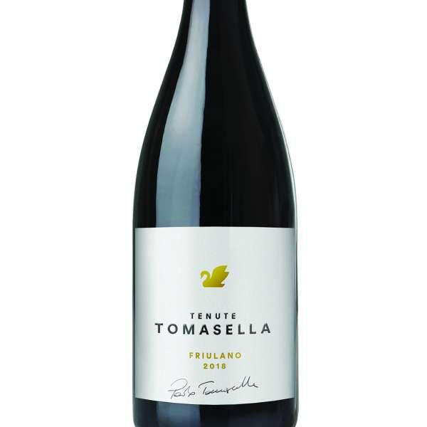 Fruilano Tomasella white wine