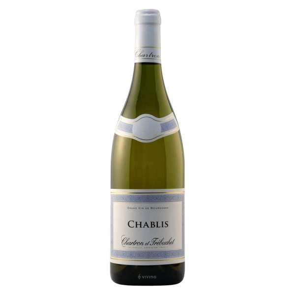 Chablis white wine Chartron et Trebuchet