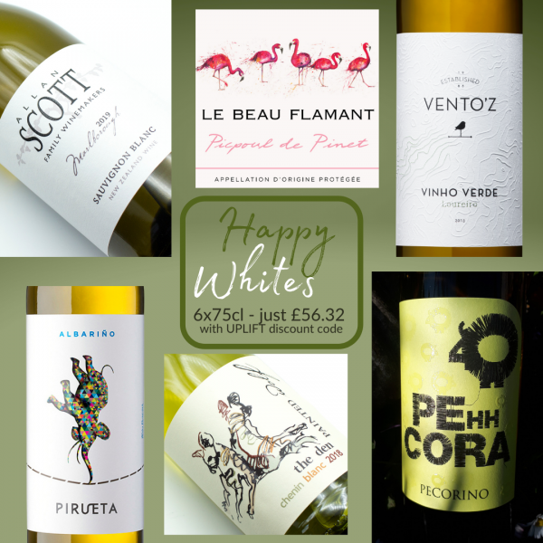 white wines mixed case