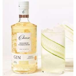 Chase Distillery hedgerow elderflower gin cocktail
