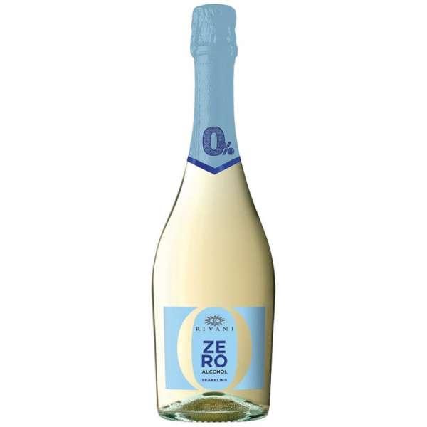 Rivano zero alcohol sparkling white wine