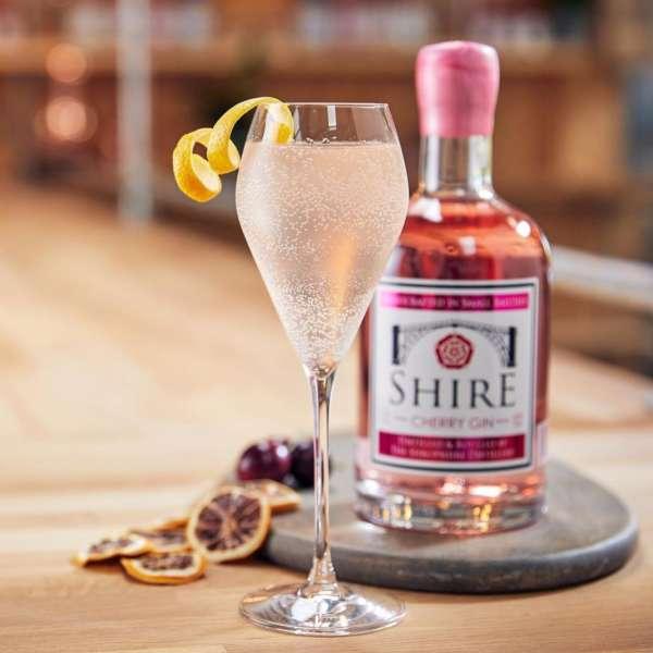 Shropshire Distillery cherry gin