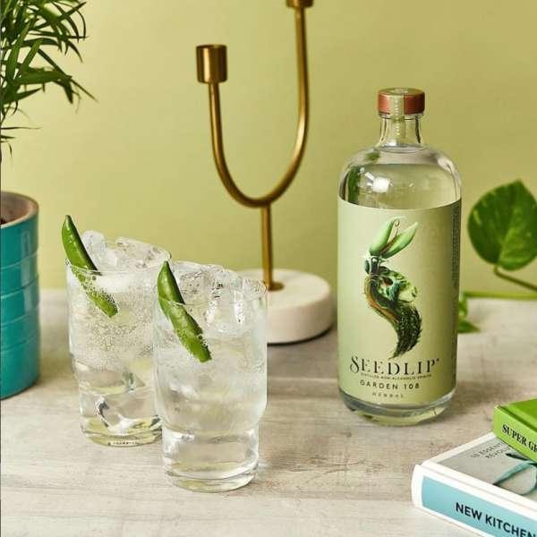 Seedlip garden 108 alcohol free