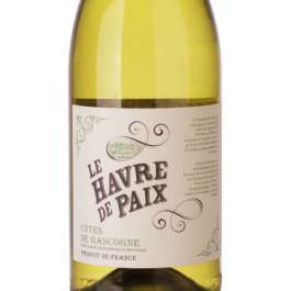 Havre de Paix gascogne blanc wine