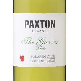 Paxton wines Guesser white