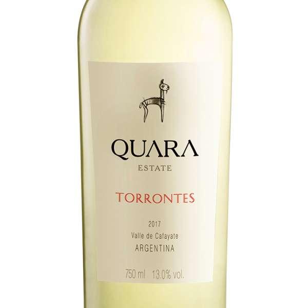 Finca Quara Estate Torrontes white wine