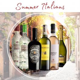 summer italian wines mixed case