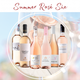 summer rose wine mixed case