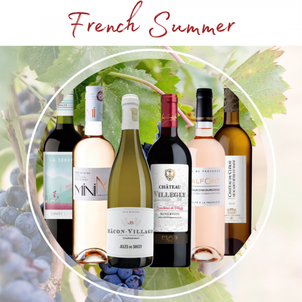 French summer wines