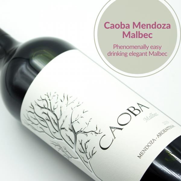 Caoba Malbec Los Haroldos wines