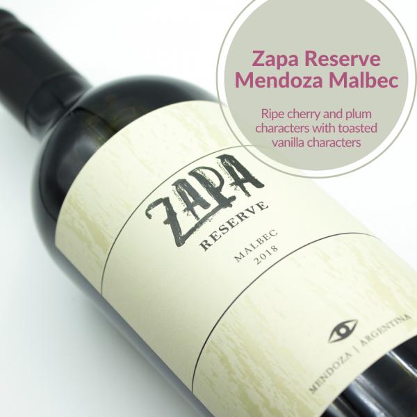 Zapa Reserve Malbec