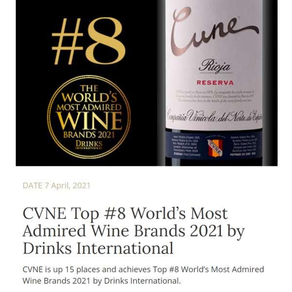 cvne drinks international article