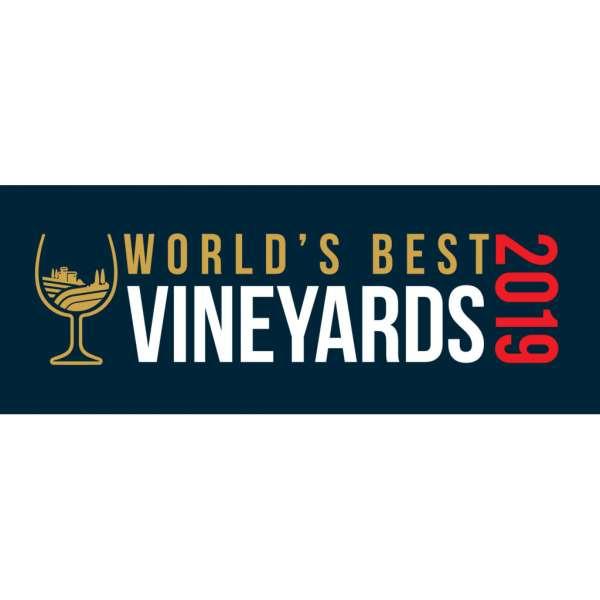 Worlds best vineyards competition logo