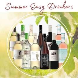 summer easy drinkers wine
