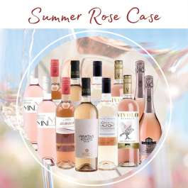 summer rose mixed case of wine